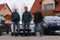 Cleanelectric - Renault ZOE - Marcel Lenz - Philipp Hellwig - Werner Hillebrand - eRUDA