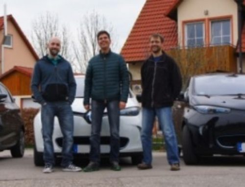 Elektroautos auf Europe Rallye – Podcast