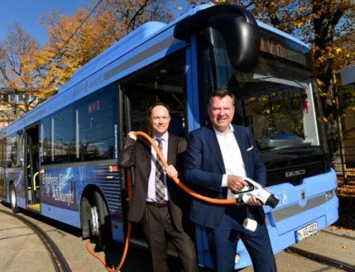 Elektrobusse für München: Erste Fahrzeuge einsatzbereit