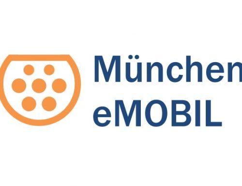 Die München eMOBIL 2018 auf dem Odeonsplatz