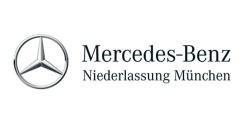 Merceds-Benz - Logo - Niederlassung München