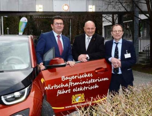 3. Jahrestagung des Schaufensters Elektromobilität Bayern-Sachsen