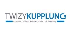Twizy Anhängerkupplung-Wolf Feinmechanik Ltd. - Aussteller München eMOBIL